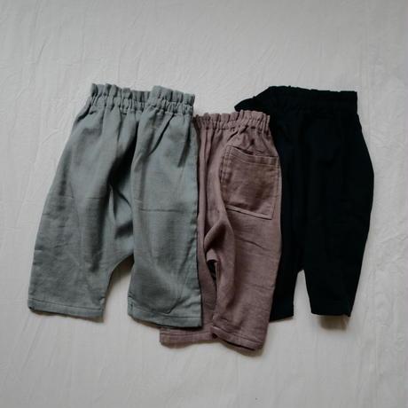 GARAGE / BABY SAROUEL PANTS