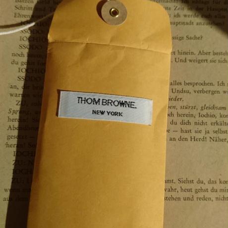 新品★THOM BROWNE トムブラウン Colette 限定 鉛筆5本セット