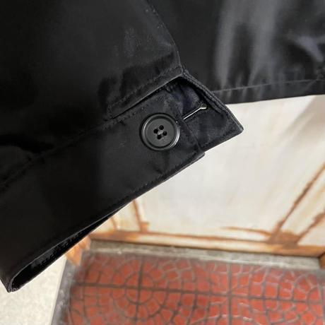 新品21SS★PRADA Re Nylon プラダ ブルゾンジャケット プルオーバー ボートネック 48サイズ 定価約19万円