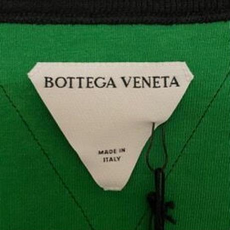 新品タグ付きBottega Veneta ボッテガヴェネタ  リラックスフィット ショートスリーブ リバーシブル クルーネックTシャツ