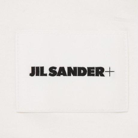 3パック★新品★タグ付き★ JIL SANDER ジルサンダー ブランドロゴ クルーネック Tシャツ パックTシャツ 3枚セット ホワイト メンズ 半袖