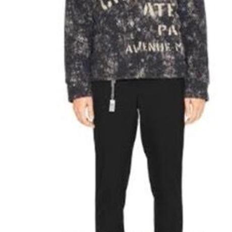 DIOR 20AW Christian Dior Atelier Quilted コットンウールタッチ 総柄 オーバー 中綿 ジャケット  ダウンジャケット S