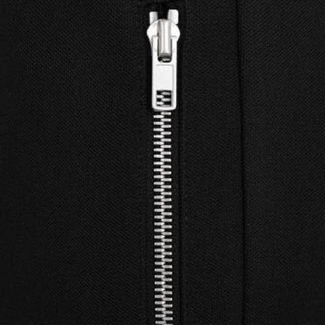 新品タグ付き★Maison Margiela メゾンマルジェラ ジップジョガーズ ジョガーパンツ 八の字 スリージップトラックパンツ 黒 48