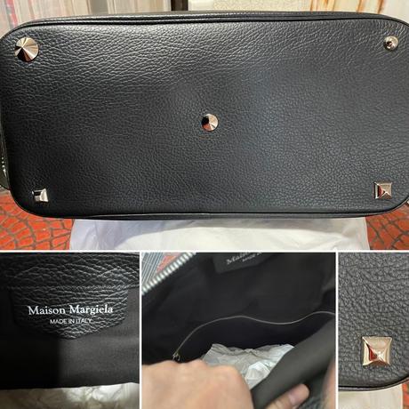 新品★Maison Margiela メゾンマルジェラ 5AC バッグ ラージ メンズサイズ ブラック 2way
