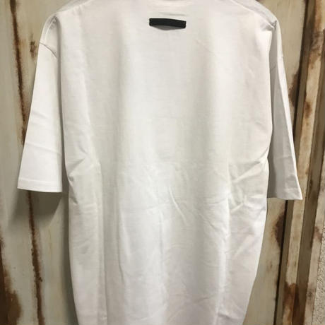新品タグ付き Zegna × fear of god ゼニア フィアオブゴッド コラボ 半袖 Tシャツ ホワイト