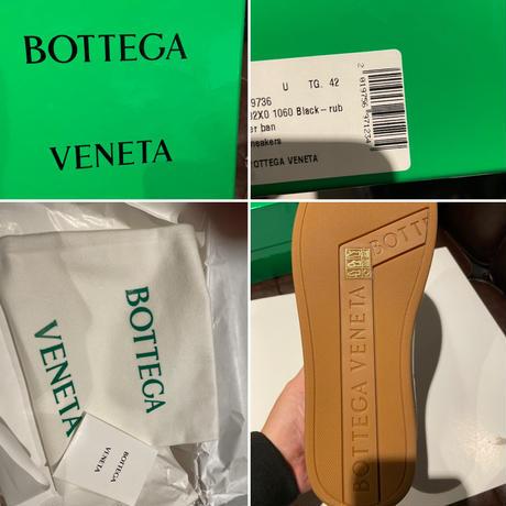 新品★BOTTEGA VENETA ボッテガヴェネタ ザ・キルト マトラッセ レザー スリッポン プルオン 42