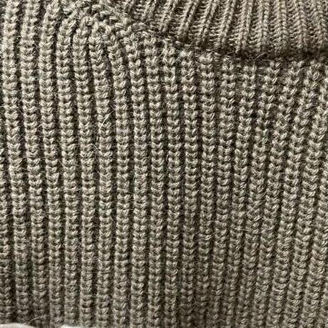 即完売!新品★21FW★CELINE Hedi Simane セリーヌ ブランドロゴ エンブロイダリー オーバーサイズ セーター ニット