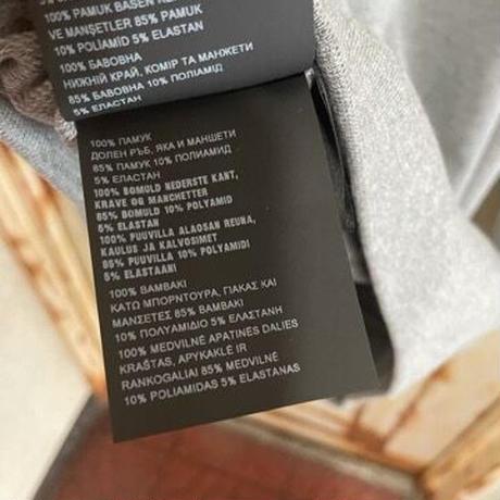新品21FW★PRADA プラダ ブランドロゴ スウェット トレーナー XLサイズ 定価156,200円