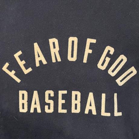 貴重XL★新品タグ付 Fear of God 7th collection フィアオブゴッド FG ブランドロゴ スウェットパーカー