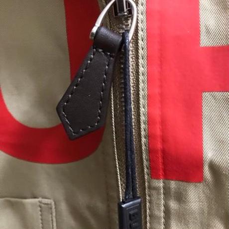 新品タグ付き★BURBERRY  Horseferry  ハーフジップ 半袖シャツ