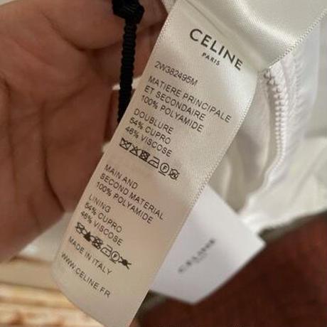 新品★CELINE by Hedi Simane セリーヌ 切り替え トリオンフ モノグラム ウインドブレーカー トラックジャケット