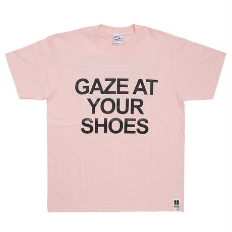 Gaze At Your Shoes - ライトピンク