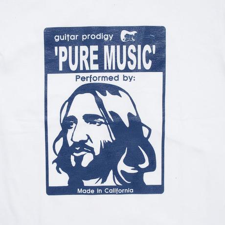 Pure Music - ホワイト×ネイビー