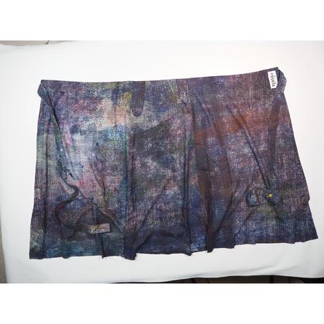 Un fabric-delhi-  series rew-001_00 4 エプロンスカート Mサイズ