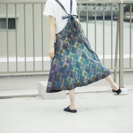 Un fabric-delhi-  series rew-002_002  エプロンドレス