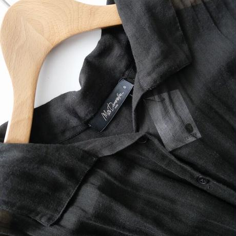 2020  / MES DEMOISELLES / SP SLD OVER SHIRTS ワンピース / Plage別注 2103-0434