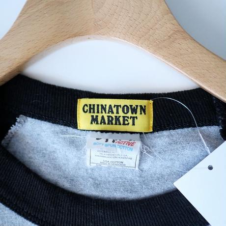 2020AW今季  / CHINATOWN MARKET / Raglan Tee / L'Appartement購入品 2011-0528