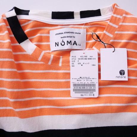 2020 未使用 / NOMA t.d. / ワンピース / JOURNAL STANDARD購入品 2102-0717