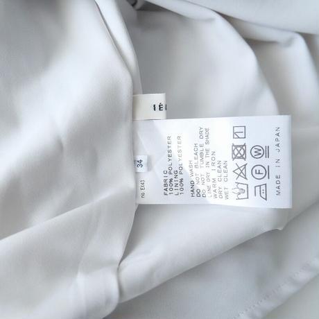 2020SS  / IENA / フラワープリント ヘムラインフレアスカート /  2009-0923