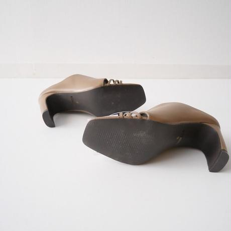 2020SS  / RIM.ARK / Thin line square heel /  2008-0832
