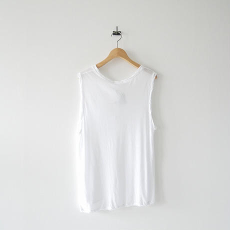 2019SS 未使用 / L'Appartement JAMES PERSE Tank T / L'Appartement購入品 1908-0558