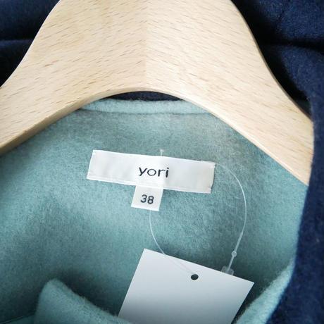2019AW  / yori / フードリボンショートコート /  2011-1661