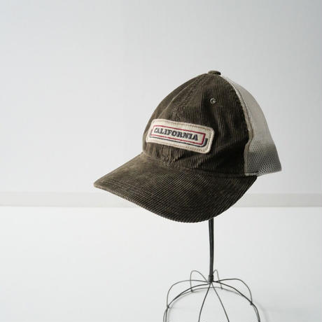 2020AW今季 未使用 / STAMMBAUM / CORDUROY CAP / L'Appartement購入品 2012-0920