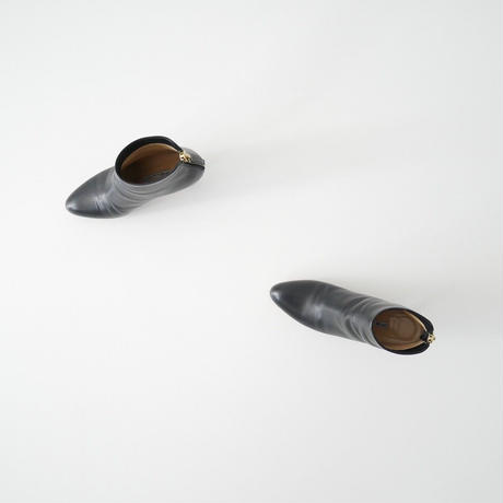 PELLICO / BACK ZIP SHORT BOOTS / DEUXIEME CLASSE購入品 2009-0794