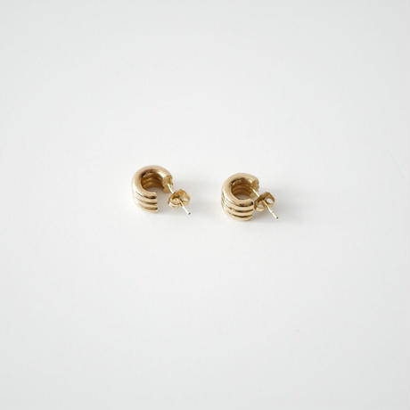 2019AW  / AGMES / Hoop Pierce S / L'Appartement購入品 2011-0678