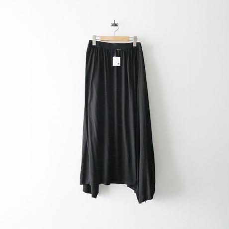 2020SS  / Lisiere L'Appartement / Jersey Gather Skirt /  2104-0105