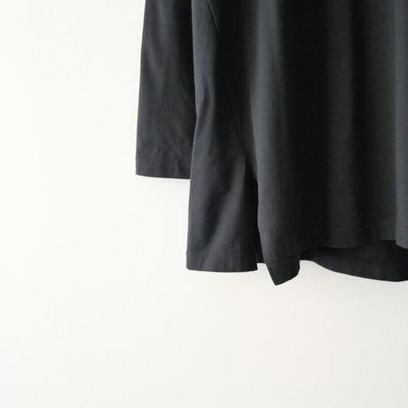 2020SS 未使用 / nagonstans / サイドスリットカットソー /  2103-0584
