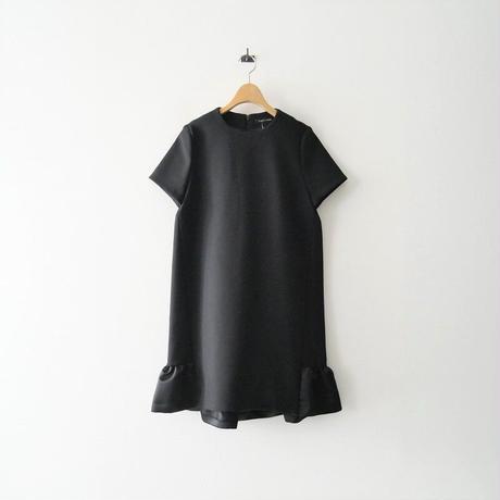 YOKO CHAN / 裾フリルワンピース /  2104-1767