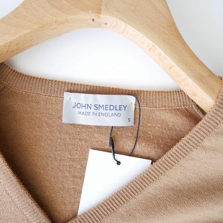 JOHN SMEDLEY / Vネックニット /  2005-0336