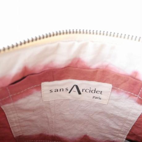 2021SS今季  / Sans Arcidet / BALAGAN POCKET BAG MEDIUM /  2107-0091