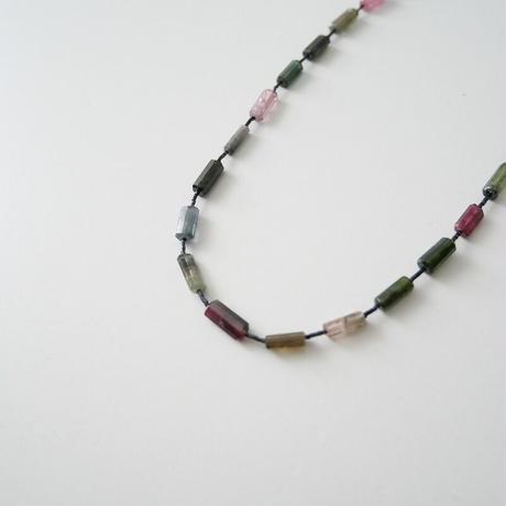 MAISON RUBUS. / Ombre necklace /  2103-1273