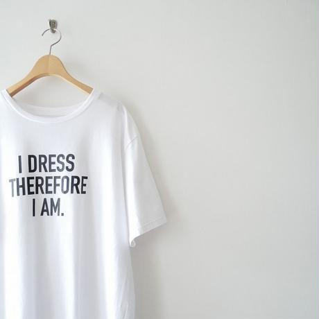 2019SS / AP STUDIO Tシャツ I DRESS 1908-0097