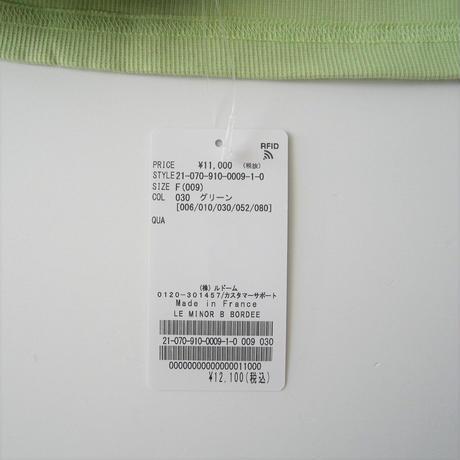 2021 未使用 / Le minor / BORDEE プルオーバー / IENA購入品 2110-0044