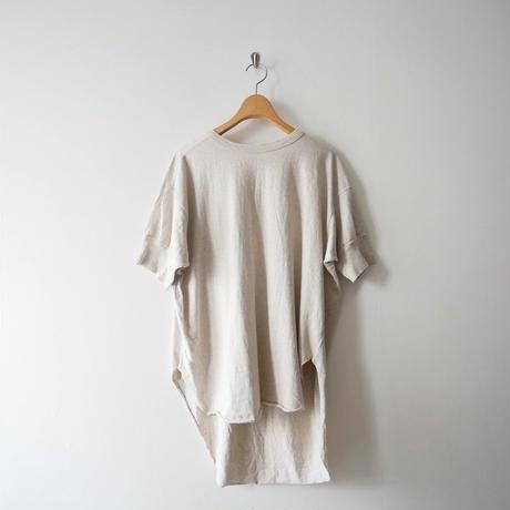 2018AW / Americana バックヘンリーネック Tシャツ 1909-0315