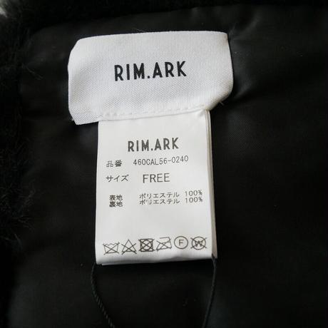2019AW  / RIM.ARK / Eco fur neckwarmer /  2012-1635