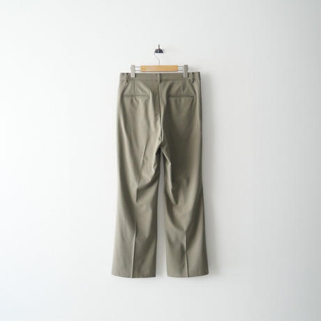 2020AW  / Plage / Worsted Stretch パンツ /  2103-0407