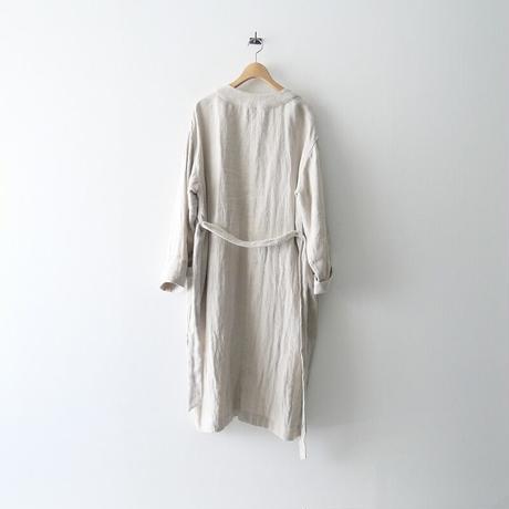 2019SS / TODAYFUL / Linen Gown Coat /  2105-0663
