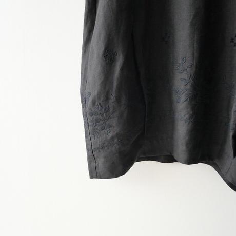 2021 未使用 / LISETTE / マガリ バラの実の刺繍ワンピース /  2110-0054