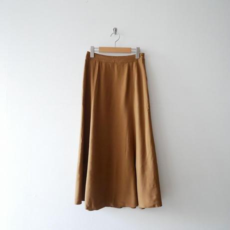 2018AW / SPICK&SPAN レーヨンフレアスカート 1906-0580