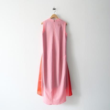 未使用 / REYC / Back Cocoon Dress /  2107-0248