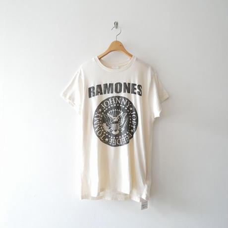 2018AW未使用 / AP STUDIO購入品 MADE WORN ROCK Tシャツ RAMONES 1980 Tee 1908-0671
