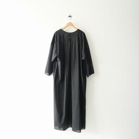 Plage / コットン ガウン ワンピース /  2103-0425