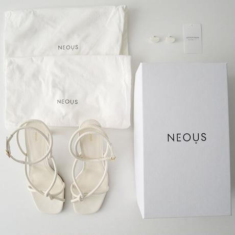 2021SS今季  / NEOUS / アンクルストラップサンダル / DEUXIEME CLASSE購入品 2105-1185