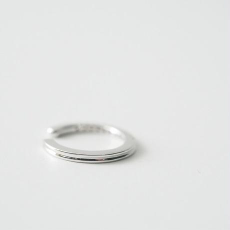 2020  / hitotaka / Gossamer Diamond Ear Cuff /  2103-1246