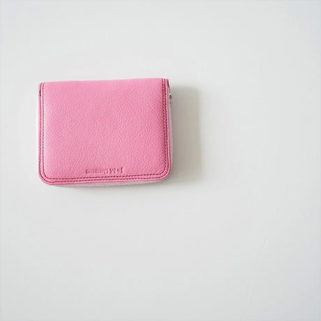 2019 / J&M DAVDSON / SMALL ZIP AROUND PURSE / 2006-0735