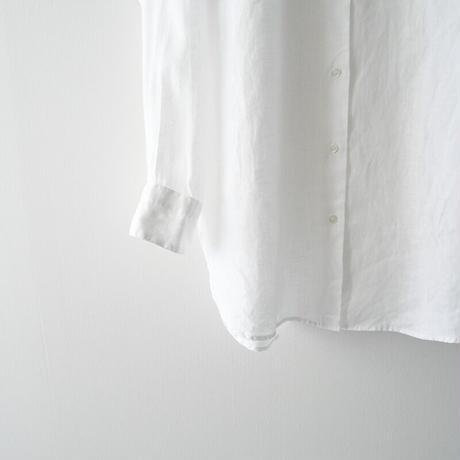 2020SS / FRAMeWORK / FRENCH LINEN 2WAYシャツ2 / 2103-0652